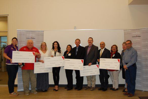Regional Grant Recipients - Eagle Ford 2018